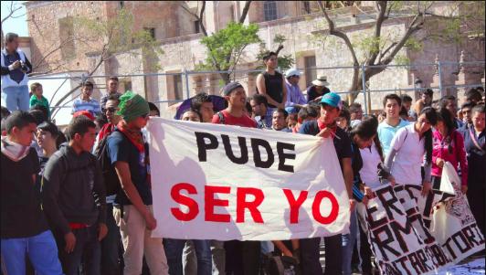 Hay 110 desaparecidos en Aguascalientes
