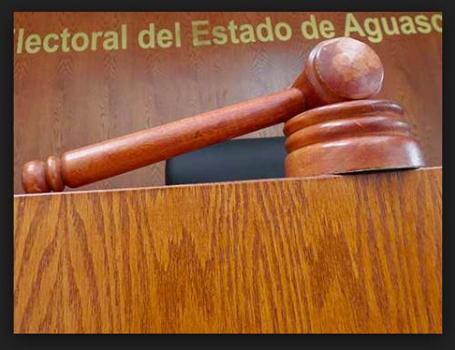 Responde Tribunal Aguascalientes a la Sala Monterrey