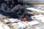 Se incendia nave industrial donde fabricaban combustible alternativo
