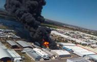 Autoridades ambientales, investigarán causas del incendio en el PIVA