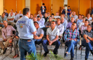 Compromete Toño Martín legislación a favor de la industria de la construcción