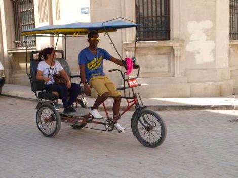 Rechaza Tránsito operación de bici o moto taxis