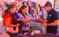 Compromete Leo Montañez apoyo a la industria textil y vitivinícola