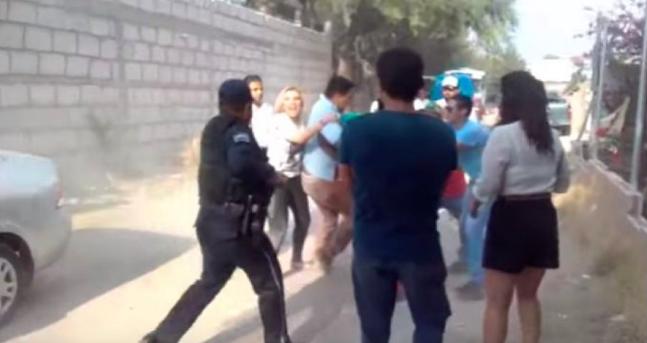 Preocupan a la policía el alza en riñas campales