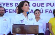 Buscará Lorena Martínez fortalecer jurídicamente la Legítima Defensa