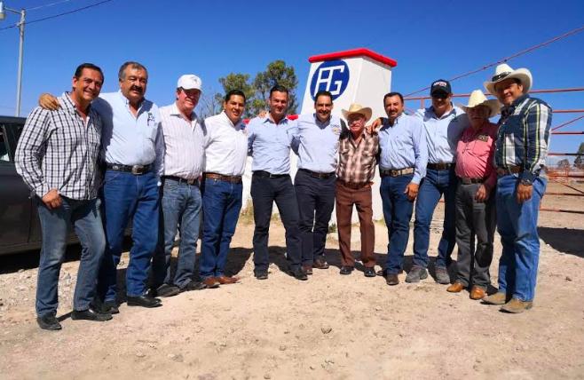 Sostiene encuentro Toño Martín con integrantes de la UGRA