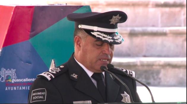 Policías también son lastimados por delincuentes: Romo
