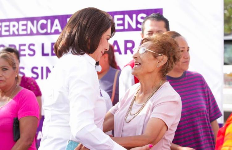 Presenta Lorena Martínez propuestas para erradicar violencia contra mujeres