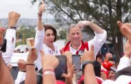 Con Meade, México tiene rumbo: Martínez