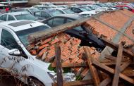 Anuncia Gobernador bolsa para afectados por lluvia