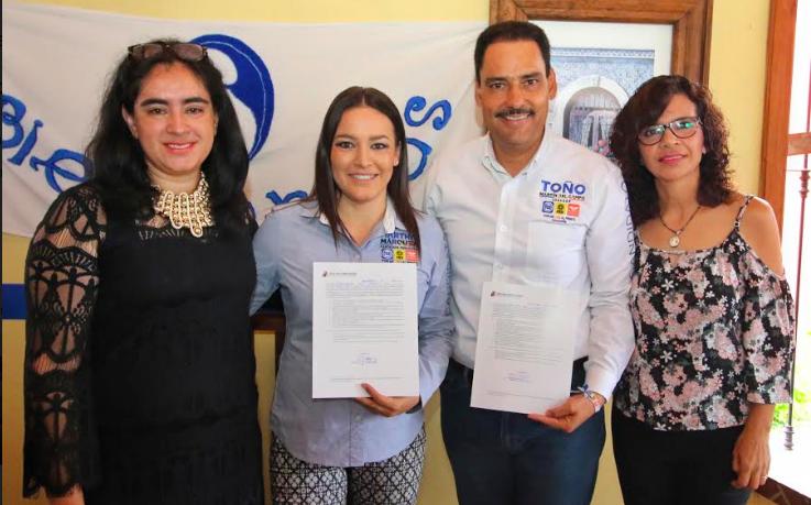Propondrá Toño Martín Ley para espacios lactarios en centros de trabajo