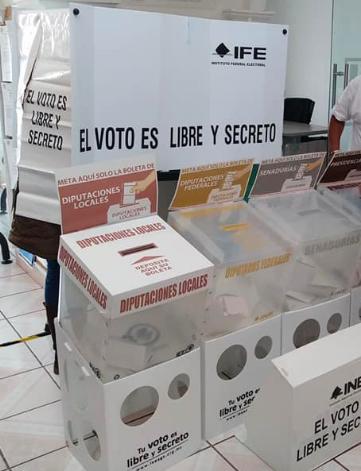Denuncian al PRI por compra de votos