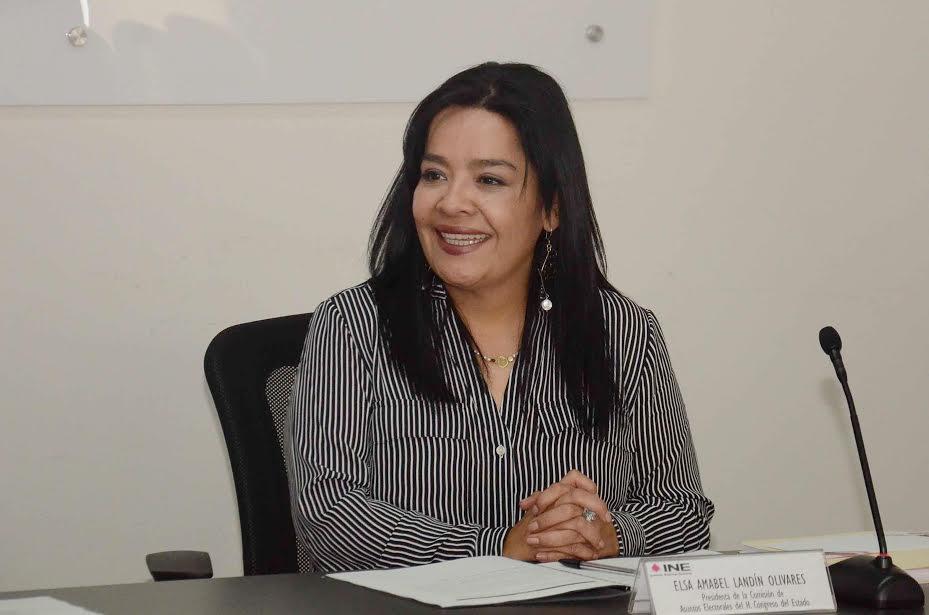 Confirma Tribunal amonestación para Elsa Landín