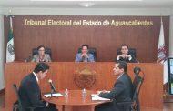 Responde Tribunal Electoral a MORENA