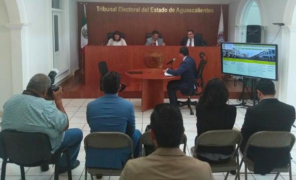 Anticipa Tribunal impugnaciones a la elección local