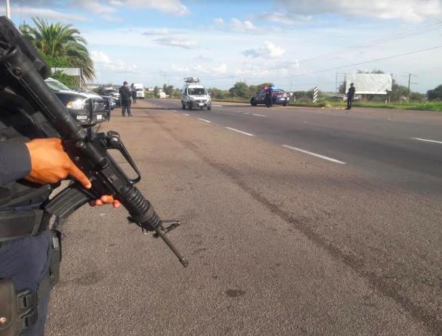 Blindan zona sur del Estado por nueva balacera en «La Chona»