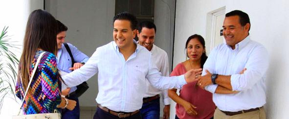 Gobernadores no impodrán al próximo dirigente del PAN: Zepeda