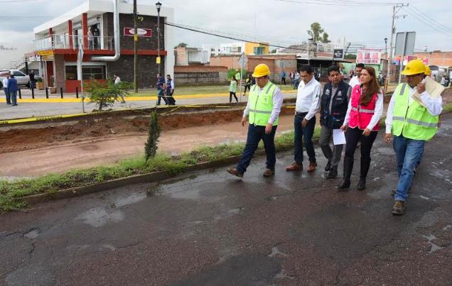 Anuncia Tere Jiménez millonaria inversión en Obras y Alumbrado Público