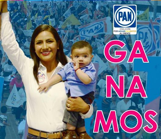 Amonestan a Lupita de Lira por repartir cemento a cambio de votos