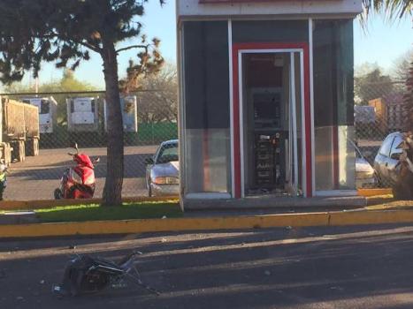 Alertan sobre banda foránea dedicada al robo de cajeros automáticos