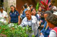 Convoca Tere Jiménez a reforestación masiva