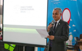 Presentan Directorio Empresarial en Jesús María