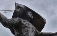 Restituyen monumento del Chicahual en Jesús María