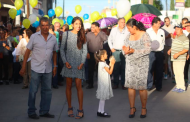 Reconocen trayectoria de Cristina Narváez
