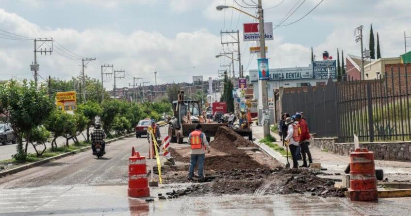 Obras Públicas al rescate de Villas de Nuestra Señora de la Asunción