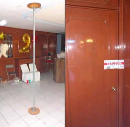 Clausuran hotel por fiesta clandestina