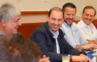 Arranca contienda en Aguascalientes Marko Cortés