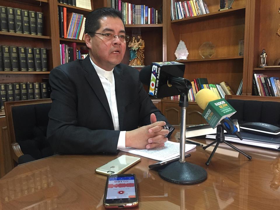 Calla la Diócesis de Aguascalientes ante abusos sexuales de sacerdotes