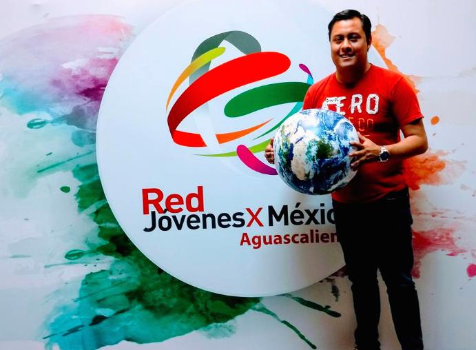 Denuncian por lesiones a su novia al dirigente de Jóvenes por México