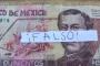 Ya casi no hay billetes falsos en cajeros: Condusef