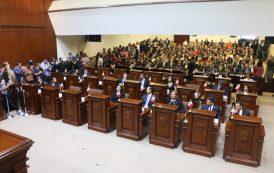 Quiere COPARMEX conocer plan de trabajo de la nueva legislatura