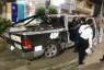 No habrá sanción para policía que volcó patrulla de Calvillo