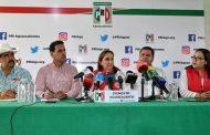 Enrique Juárez no se va, espaldarazo del CEN