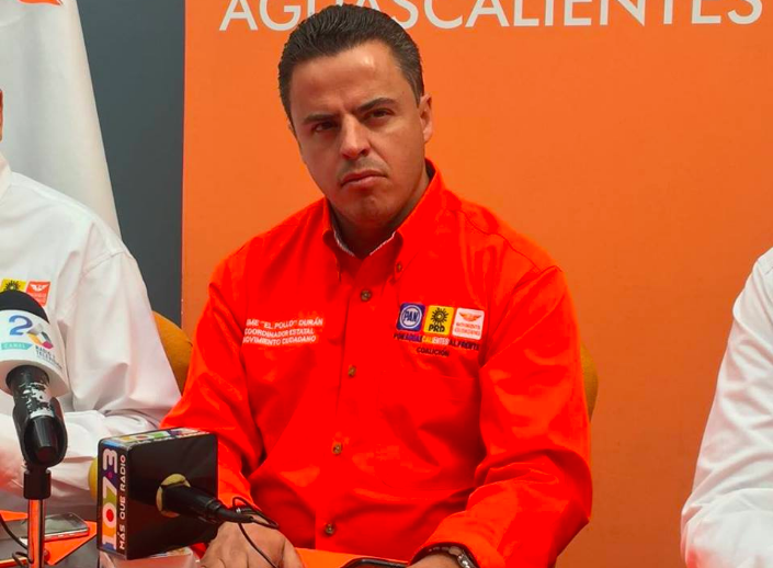 Rompe MC con PAN, va solo en 2019