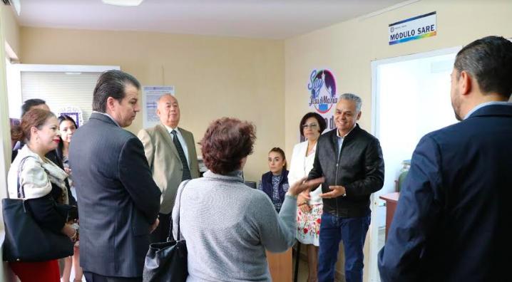 Inauguran centro de negocios en Jesús María