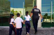 Por séptima ocasión,  olvidaron ir por sus hijos a la escuela
