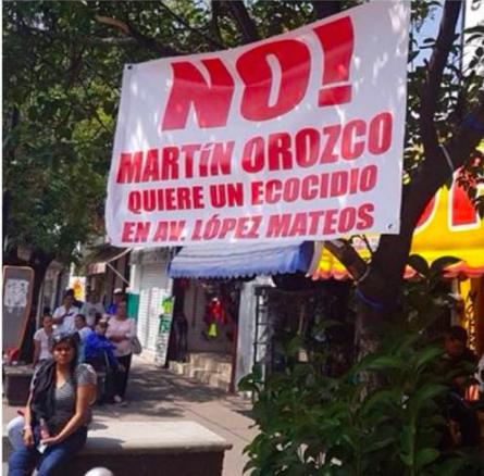 El PRI detrás de las protestas por obras del Gobierno: Faz