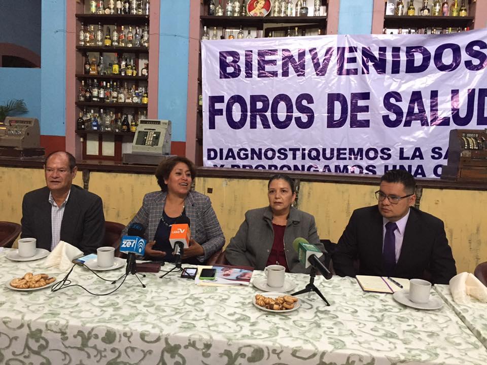 Insuficiente y obsoleto el Sistema de Salud en México