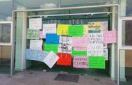 Se van a paro estudiantes del Tecnológico El Llano