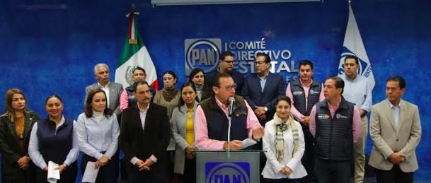 Rechaza PAN reforma a la Ley Orgánica de la Administración Pública