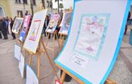 Premian a ganadores de concurso de calaveras en Jesús María