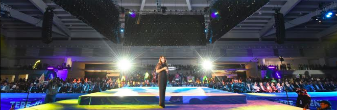 Presenta Tere Jiménez segundo informe