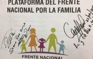 """No es un Derecho Humano el matrimonio """"gaymonios"""": Villanueva"""