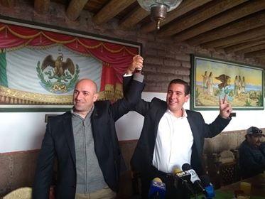 Declina Manuel Cortina a la candidatura del PAN