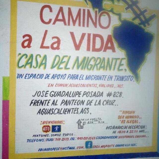 Recibe Aguascalientes inmigrantes hondureños