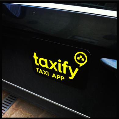 Sólo Taxify tiene permiso para operar con plataforma digital